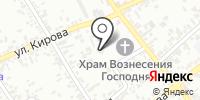 Свято-Вознесенский храм на карте