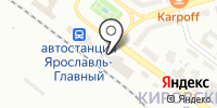 Савва Мамонтов на карте