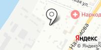 Астраханский областной центр по гидрометеорологии и мониторингу окружающей среды на карте