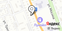 Магазин по продаже фастфудной продукции на карте