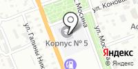 Семейный фитнес-клуб на Коновалова на карте