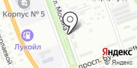 Два орла на карте