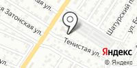 Метро на карте