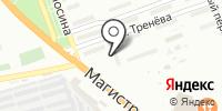 Уголовно-исполнительная инспекция УФСИН России по Астраханской области на карте
