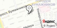 Специализированный дом ребенка №3 на карте