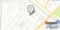 Дельта РСТ на карте