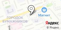 Ромашка на карте