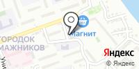 Рынок АЦКК на карте