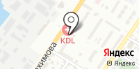 Санчо Панса на карте