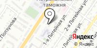 Отдел содействия занятости по Советскому на карте