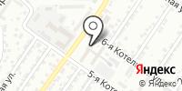 Астраханский дом-интернат для престарелых и инвалидов на карте