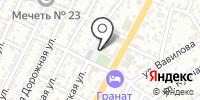 Нариман на карте