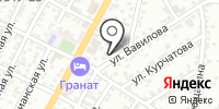 Комфорт-М на карте