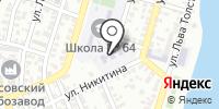 Детский сад №95 на карте