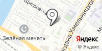 Комплексный центр социального обслуживания населения Советского района на карте