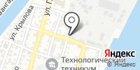 Окна-Гранд на карте