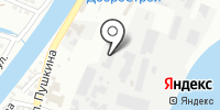 Стройтехконтур на карте