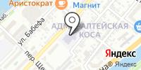 Средняя общеобразовательная школа №45 на карте