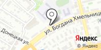 Советский спортивно-технический клуб на карте