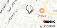 Управление полиции по борьбе с правонарушениями в сфере оборота водных биоресурсов Управления МВД России по Астраханской области на карте