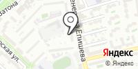 Еленин Сад на карте