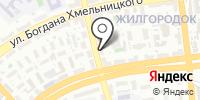 Абсолем на карте