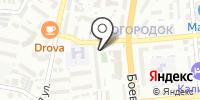 Бегемот на карте