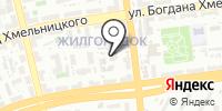 Корвет на карте