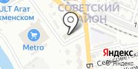 Астраханьгазсервис на карте