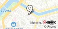 Газприбор на карте