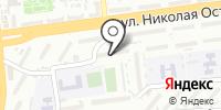Детская городская поликлиника №4 на карте