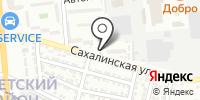 Артур на карте