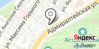 Каламбур на карте