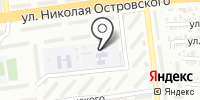 Детский сад №100 на карте
