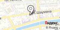 Гинокс на карте