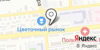 Гёк-Гёль на карте