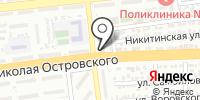 Инспекторат Р на карте