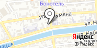 Нотариус Щербаков В.Р. на карте