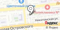 Бушидо на карте