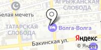 Волга-Волга на карте