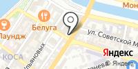 Юта на карте