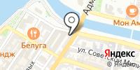 ЛДПР на карте