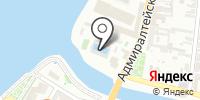 Спортивный центр морской и физической подготовки г. Астрахани на карте