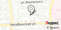Пункт обслуживания клиентов №23 на карте