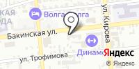 Кубаньгидроизоляция на карте