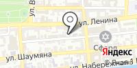 Аксиатрика на карте