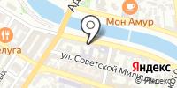 Прайс на карте