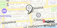Цептер Интернациональ на карте