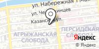 Областной клинический стоматологический центр на карте