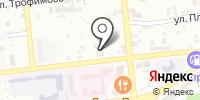 Твиндек на карте
